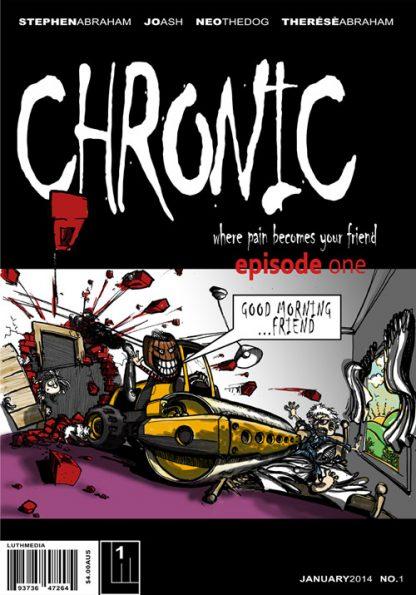 Chronic Pain DVD-0