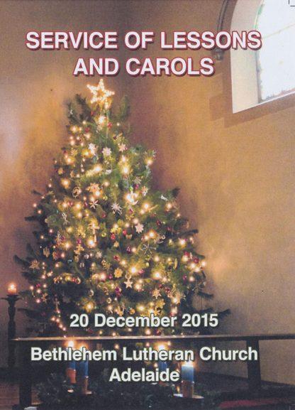 Bethlehem Lessons and Carols 2015-0