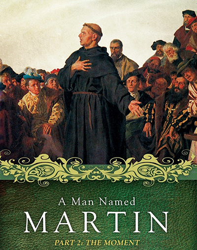 A Man Named Martin – Part 2: The Moment-0