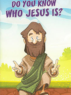Do You Know Who Jesus Is? -0