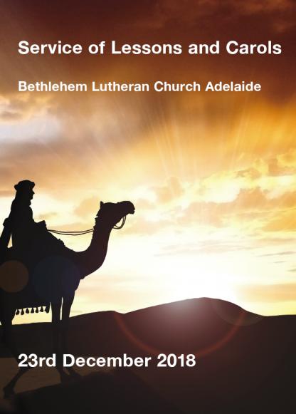 Bethlehem Lessons and Carols 2018-0