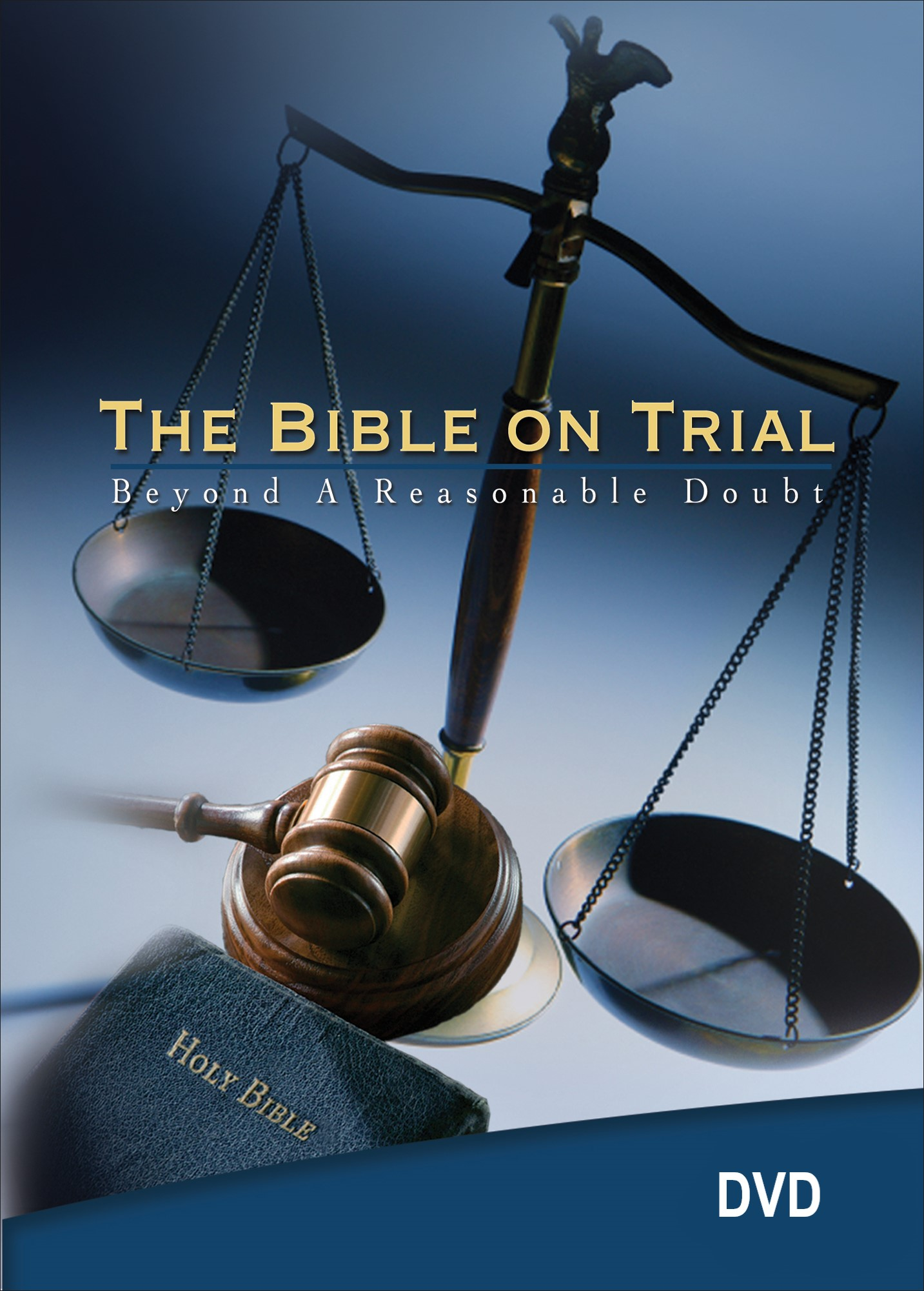BibleOnTrial cover DVD