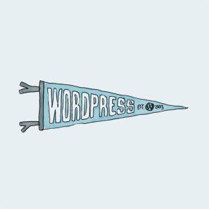 WordPress Pennant